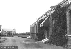 Ashford, West London Schools, The Lodge 1895
