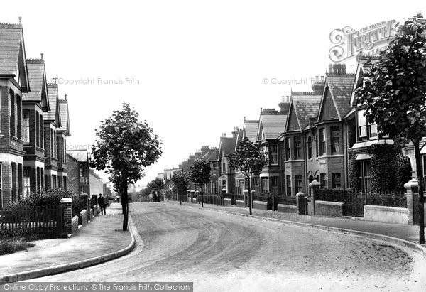 Photo of Ashford, Western Avenue 1908