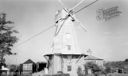 Ashford, Willesborough Windmill 1969