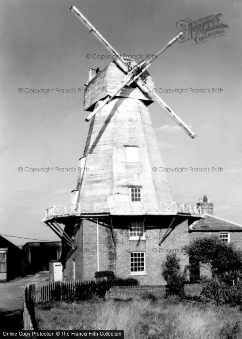 Ashford,the Windmill c1960,Kent