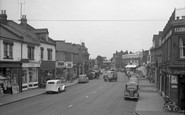 Ashford, Woodthorpe Road 1954