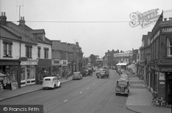 Ashford, Woodthorpe Road 1954