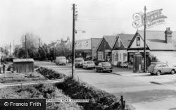 Ashingdon, Ashingdon Road c.1960