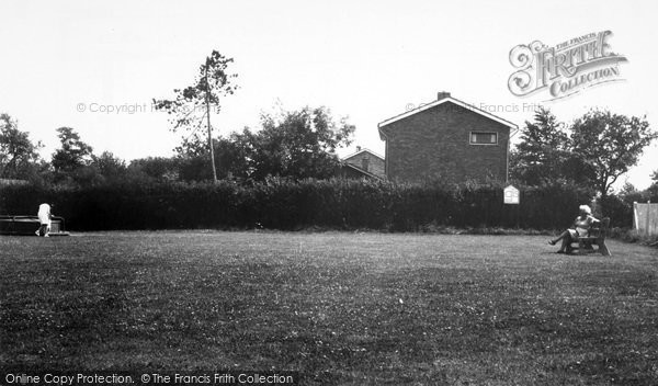 Photo of Ashingdon, Playing Field c.1960