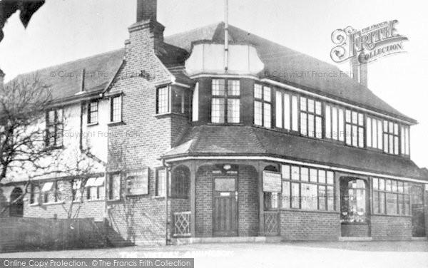 Photo of Ashingdon, The Victory c.1939