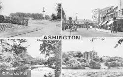 Ashington, Composite c.1955