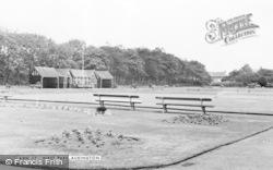 Ashington, Hirst Park c.1955