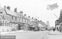 Ashington, Woodhorn Road c.1955