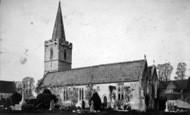 Ashleworth, Church 1914