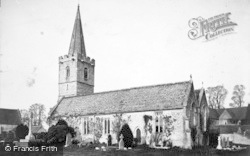 Ashleworth, Church 1914