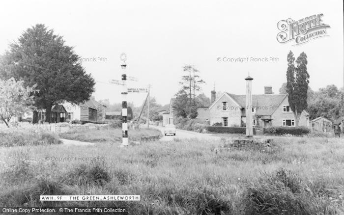 Photo of Ashleworth, Green c.1960