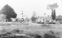 Ashleworth, Green c.1960