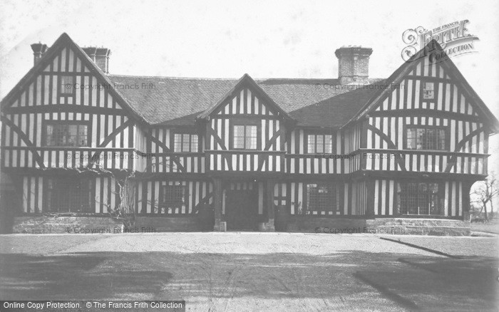 Photo of Ashleworth, Manor c.1910