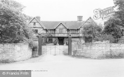 Ashleworth, Manor c.1960