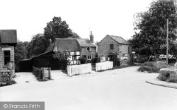 Ashleworth, Post Office c.1960