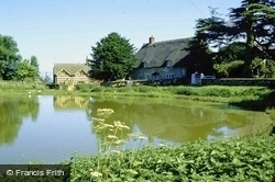 Village Pond And Green c.1995, Ashmore