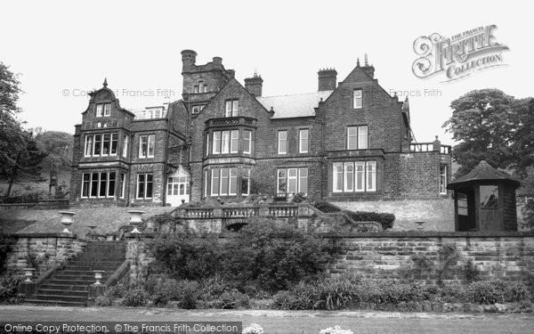 Photo of Ashover, Eastwood Grange c.1955