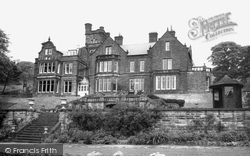 Ashover, Eastwood Grange c.1955