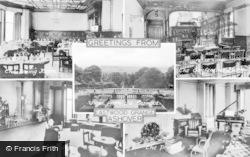Ashover, Eastwood Grange Composite c.1955