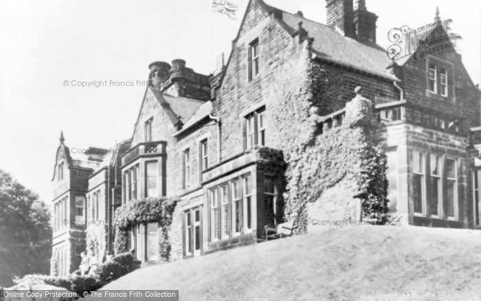 Photo of Ashover, Eastwood Grange Y.C.C. c.1955
