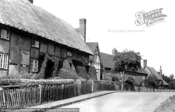 Photo of Ashow, Village c.1950