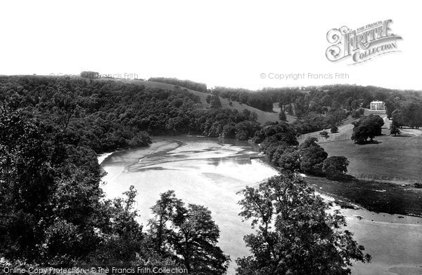 Photo of Ashprington, On The Dart, Sharpham 1898