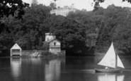 Ashprington, Sharpham House, The Bathing House 1899