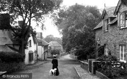 Ashprington, The Village 1905