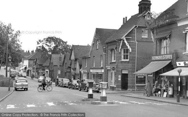 Photo of Ashtead, 1956