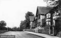 Ashtead, Almshouses And Epsom Road 1904