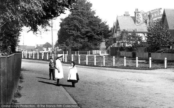 Photo of Ashtead, Barnett Wood Lane 1908