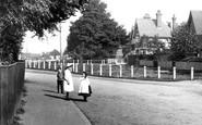 Ashtead, Barnett Wood Lane 1908