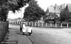Ashtead, Barnett Wood Lane 1908