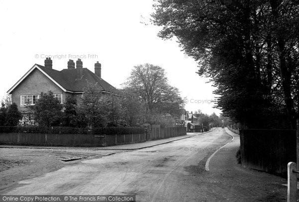 Photo of Ashtead, Barnett Wood Lane 1913