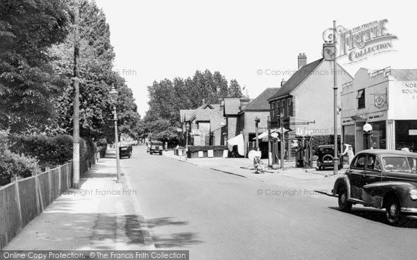 Photo of Ashtead, Barnett Wood Lane 1950