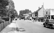 Ashtead, Barnett Wood Lane 1950