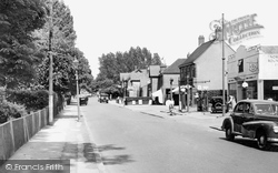 Ashtead, Barnett Wood Lane 1950