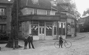 Ashtead, Boys In The Village 1913