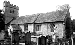 Ashtead, Church Of St Giles 1890