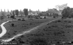 Ashtead, Common 1939