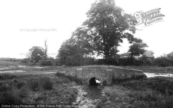Photo of Ashtead, Common 1939