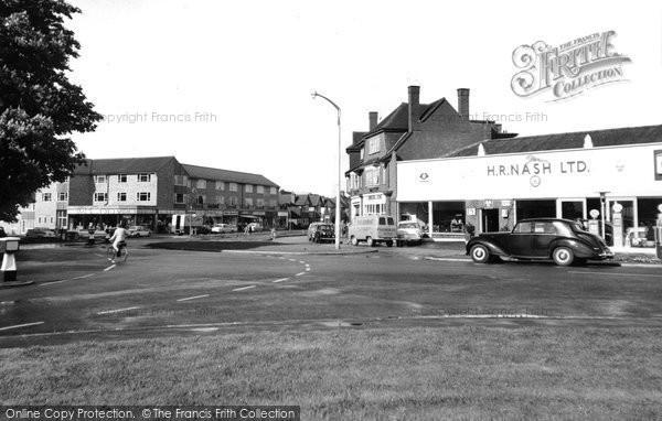 Photo of Ashtead, Craddocks Parade 1961