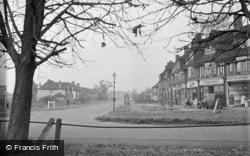 Ashtead, Craddocks Parade c.1950