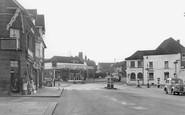 Ashtead, High Street 1953