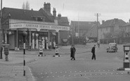 Ashtead, High Street, Ashtead Service Station c.1950