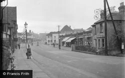 Ashtead, High Street c.1950