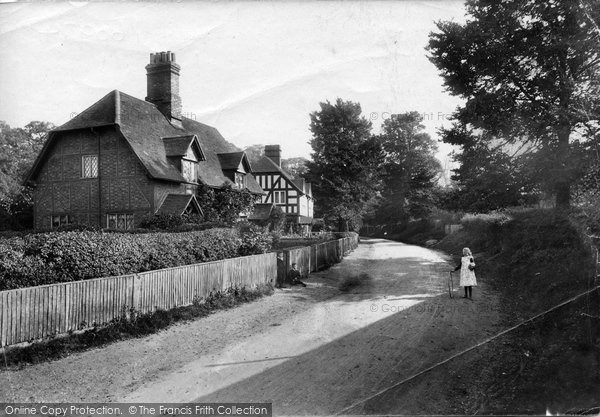 Photo of Ashtead, Park Lane 1908