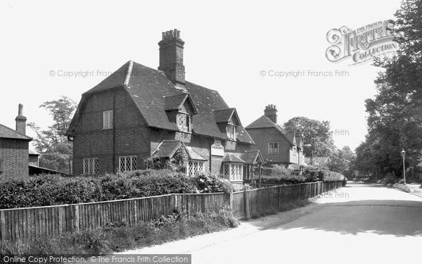 Photo of Ashtead, Park Lane 1939