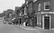 Ashtead, People, The Street 1950