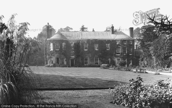 Photo of Ashtead, Rectory 1908